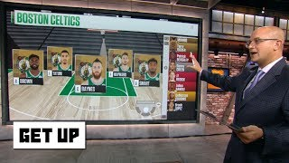 Kyrie, Horford's impending departures would save the Celtics $20M in cap space | Get Up