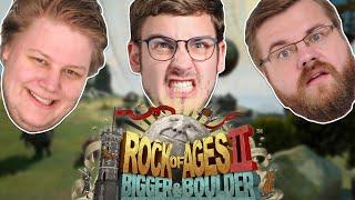 Ich raste aus! 🎮 Rock of Ages 2 #8