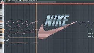 What Nike Sounds Like - MIDI Art