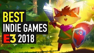 30 Best Indie Games & Reveals of E3 2018