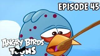 Angry Birds Toons   Bird Flu - S1 Ep45