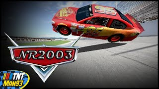 Cars 3 Teaser Remade Using a NASCAR Sim
