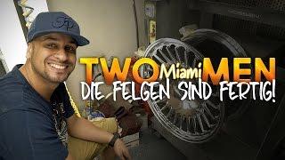 JP Performance - Die Felgen sind fertig! | Two Miami Men | Teil 5