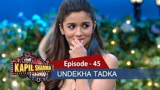 Undekha Tadka | Ep 45 | Alia Bhatt & Varun Dhawan | The Kapil Sharma Show | SonyLIV | HD