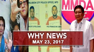 UNTV: Why News (May 23, 2017)