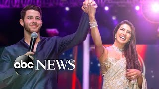 All the details from Priyanka Chopra and Nick Jonas
