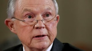 Jeff Sessions responds to 1986 allegations of racism