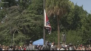 Confederate flag from SC capitol moved to Confederate Relic Room museum