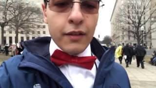 INSIDE THE NEST OF DC PROTESTORS