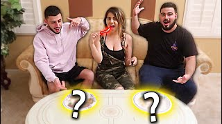 COOKING FOR MY EX-GIRLFRIEND! *COOK-OFF VS BEST FRIENDS*