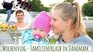 Traumhafter Urlaub in Dänemark | FRANZ IST VERRÜCKT! | Wochenvlog