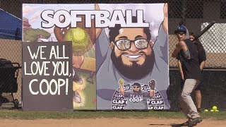 Coop Memorial Game   On-Season Softball Series
