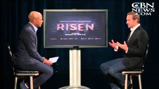 Joseph Fiennes Opens Up about Making the Biblical Epic