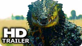OATS Official Trailer (2017) Dakota Fanning Sci-Fi Action Movie HD