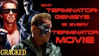 Why The New Terminator Movie Seems So Familiar