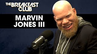 "Marvin ""Krondon"" Jones III Discusses His Role In Black Lightning, Moving From Rap To Acting + More"