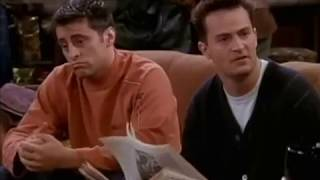 Friends - The best of Chandler and Joey (only) Season 5 Uncut
