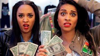When Cheap People Go Christmas Shopping (ft. Tia Mowry)