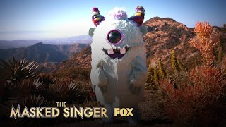 The Clues: Monster   Season 1 Ep. 9   THE MASKED SINGER