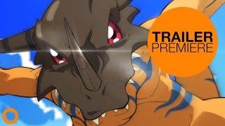 Digimon Adventure tri. Chapter 3: Confession - Trailer Premiere (deutsch)