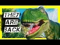 США: GIANT DINOSAURS ARE BACK to scar...mp3