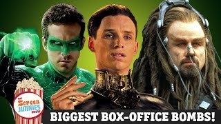 Biggest Box Office Bombs!