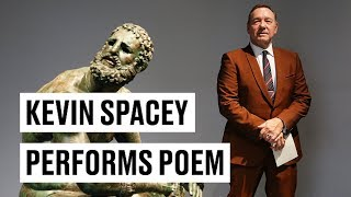 Kevin Spacey Performs Poem in Italy after Sexual Misconduct Charges are Dropped