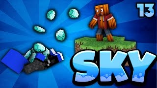 DER BISHER BESTE TROLL? + ARC FURNACE! - Minecraft SKY #13 | DieBuddiesZocken