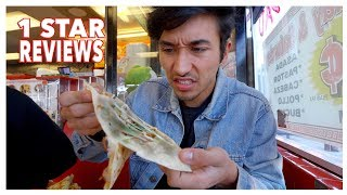 Eating At The Worst Reviewed Mexican Restaurant in my City (Los Angeles)