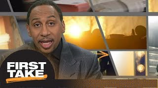 Stephen A. Smith says 'it's a wrap' for Steelers' Super Bowl hopes | First Take | ESPN