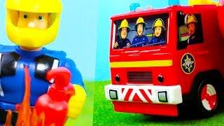 Feuerwehrmann Sam Spielzeug | Werbung
