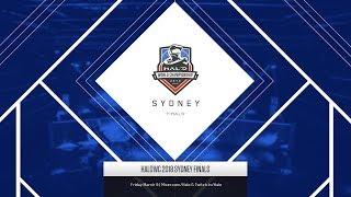 HaloWC 2018 Sydney Finals – Day 1