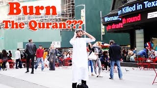 Burn The QURAN Experiment | Social Experiment