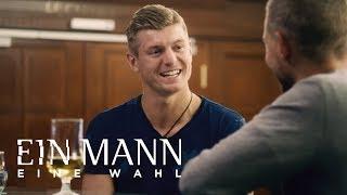 Interview mit Toni Kroos | Ein Mann, eine Wahl | ProSieben