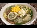 Dumpling soup (Mandu-guk: 만두국)mp3