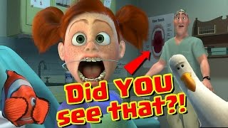 Finding Nemo Easter Eggs! You didn
