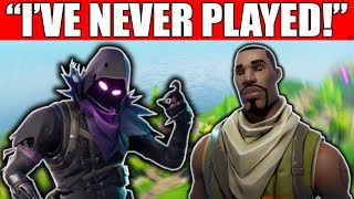 I LIED TO HIM!!! Random Duos *WIN* in FORTNITE BATTLE ROYALE!!!