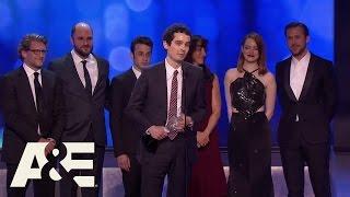 """La La Land"" Wins Best Picture | 22nd Annual Critics"
