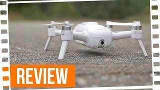 DIE Drohne für ALLE? - Yuneec Breeze - Review (mit GIVEAWAY)