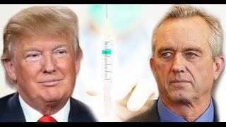 Big Pharma Shaking as Trump Appoints Top Vaccine Truth Advocate