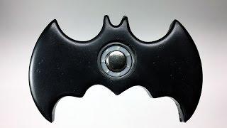 Easy Batman Hand Spinner Fidget Toy