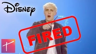 10 Stars Who Were Fired By Disney