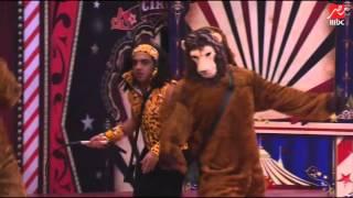 علي ربيع و محمد عبد الرحمن يرقصان رقصة الأسد    ايه رأيكم في أدائهما ؟
