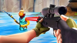 THE NEW SHOTGUN IS F*CKED