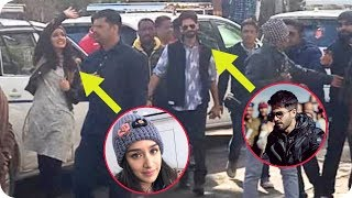 Shraddha Kapoor's 'Nauti' Avatar || Shahid Kapoor || On Shooting Location || Batti Gul Meter Chalu