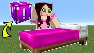 Minecraft: FANTASIA LUCKY BLOCK BEDWARS! - BEATING POPULARMMOS