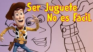 #DrawMyLife Woody de Toy Story