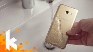 Goldene Mitte? Galaxy A5 (2017) Review!