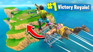 *NEW* HOW To Reach SPAWN ISLAND In Fortnite Battle Royale (NOT Clickbait)