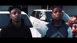 """BlocBoy JB """"Rover 2.0"""" ft. 21 Savage Prod By Tay Keith (Official Video) Shot By: @Fredrivk_Ali"""
